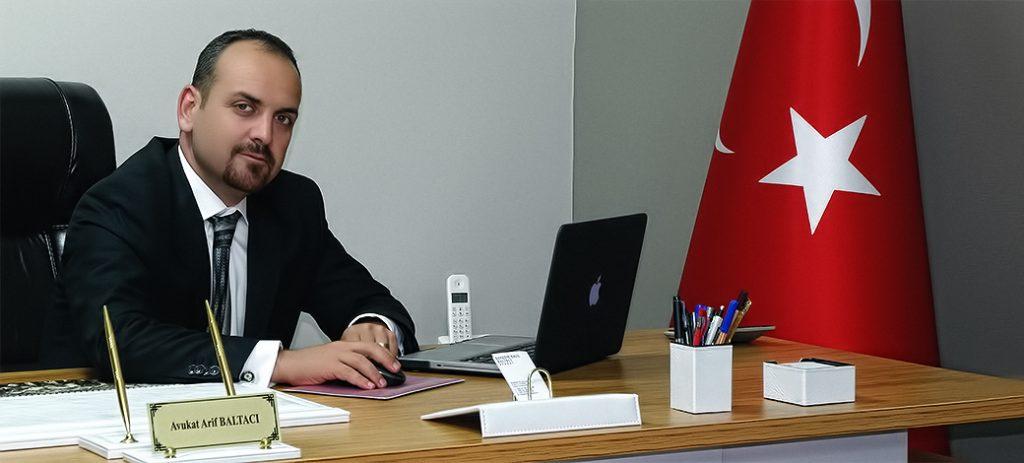 Avukat Arif Baltacı