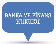 BANKA VE FİNANS